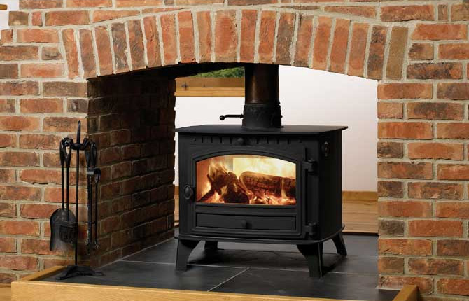 David Ward Wood Burning Stoves Installation City